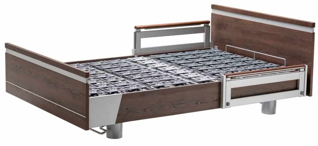 large hospital bed SonderCare Aura™ Wide Hospital Bed – Extra Wide Home Hospital Bed – Large Hospital Bed For Home