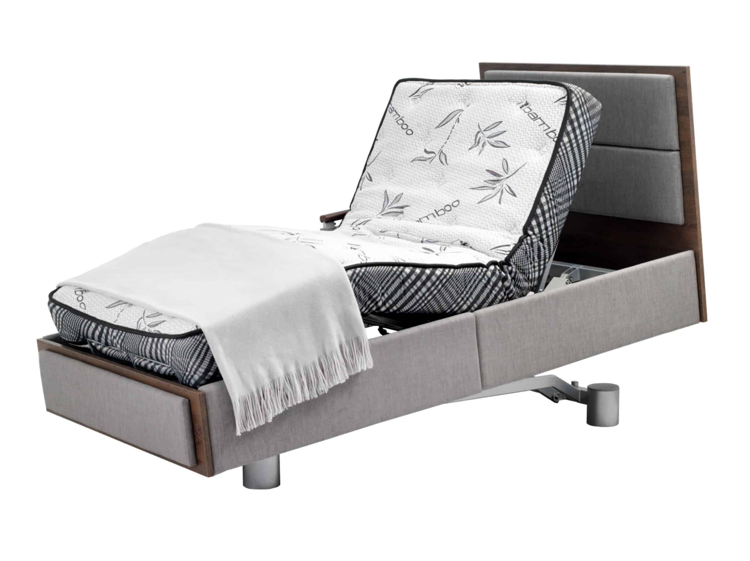 Aura Platinum Luxury Hospital Bed Trend Auto Contour Image