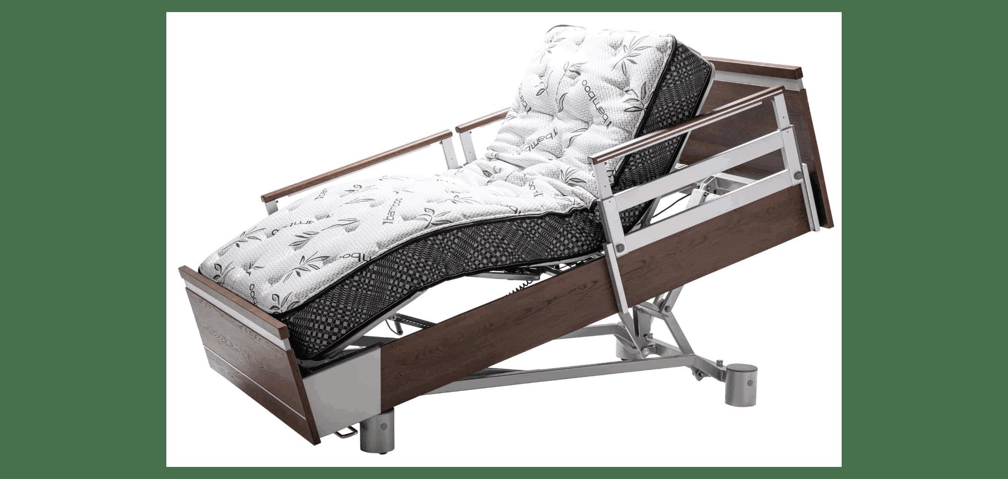 home hospital bed SonderCare Aura™ Premium Hospital Bed - Hospital Bed For Home Use - Premium Home Hospital Bed