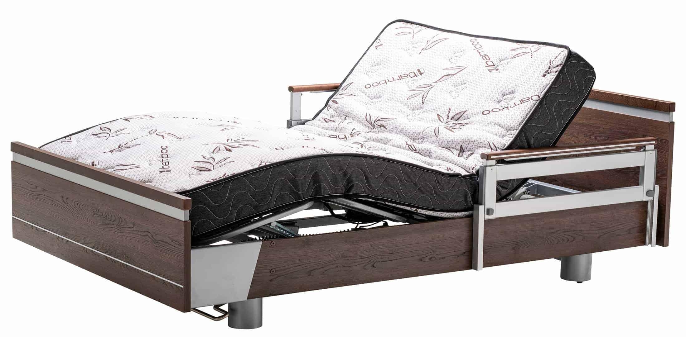 SonderCare Aura™ Wide Hospital Bed Contour Position